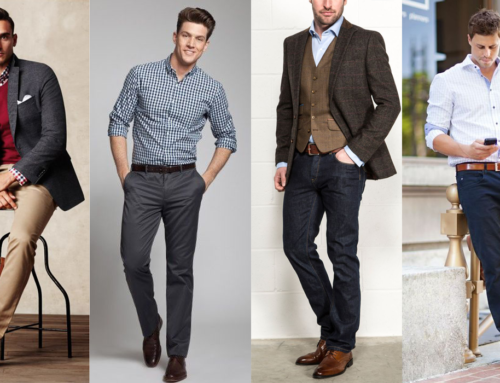 Where To Draw The Line Between Men's Business Casual And Weekend Casual