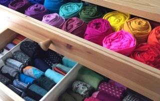 Declutter & Organize your closet