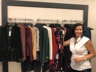 Women's personal stylist San Francisco