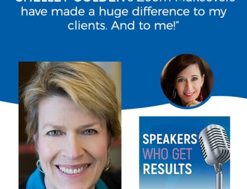 Elevate Your Online Screen presence Interview with Shelley Golden and Elizabeth Bachman