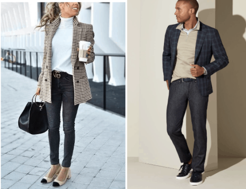 The Post COVID Business Casual?